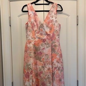 Adrianna Papelle Women's Floral Fit and Flare